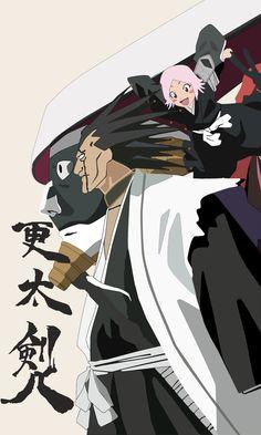 Kenpachi Zaraki (更木 剣八, Zaraki Kenpachi) is the current captain of the 11th…