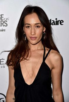 Maggie Q at Image Maker Awards organized by Marie Claire on January 12, 2016...