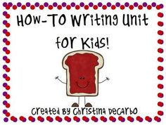 Want to add some FUN to your expository writing lessons
