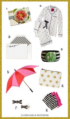 Kate Spade inspired gift ideas under $40