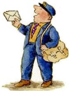 The Jolly Postman Eyfs Activities, Activities For Kids, The Jolly Postman Book, Reading Wall, Book Characters, Fictional Characters, Rhyme And Reason, Learning Through Play, Children's Literature