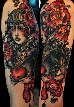 nice Tattoo Half Sleeve Ideas - Stylendesigns.com!