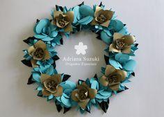 Adriana Suzuki: Natal com origamis ~ post 4