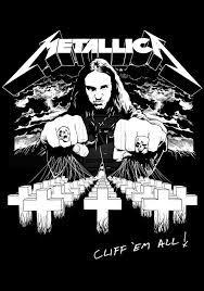 For Whom The Bell Tolls Metallica Listen Pinterest