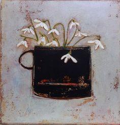 Anji ALLEN-Noir et Blanc