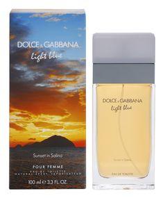Dolce & Gabbana Light Blue Sunset in Salina woda toaletowa dla kobiet