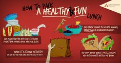Packing lunches for your kids can be fun with their help!