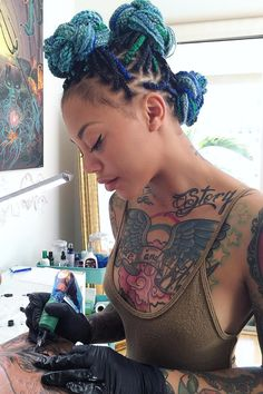 tattoo artist aesthetic / tattoo artists - tattoo art - tattoo art drawings - tattoo artist aesthetic - tattoo artists female - tattoo art design - tattoo artist quotes - tattoo artists at work