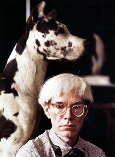 Gianfranco Gorgoni, Andy Warhol, New York, 1972 © Gianfranco Gorgoni