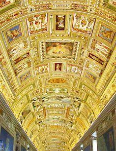 Sistine Chapel, Vatican   Rome, Italy-  words cannot describe seeing this in person. This should be on everyone's bucket list!