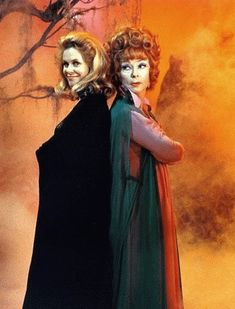 Samantha and her mother Endora