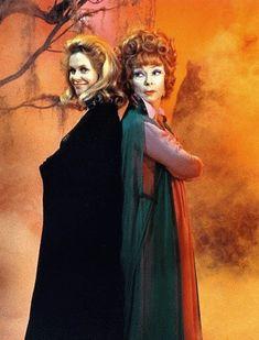 Samantha and her mother Endora