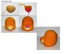 Simba Discussion sur LiveInternet - The Russian Online Diaries Service Crochet Amigurumi, Crochet Food, Crochet Dolls, Crochet Hats, Crochet Russe, Knitting Projects, Crochet Projects, Simba Lion, Russian Online