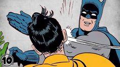 Top 10 Dumbest Comic Book Panels