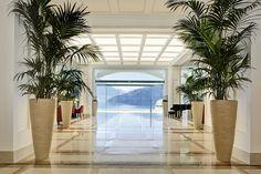 Die Eingangshalle des Park Hotels Vitznau Das Hotel, Hotels, Hotel Reviews, Park, Switzerland, Trip Advisor, Ranch, Windows, Vacation