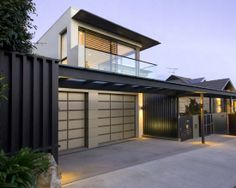 Contemporary Exterior Driveway Design, Pictures, Remodel, Decor and Ideas - page 2