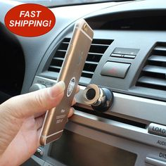 US-Deals Cars Magnetic Cell Phone Holder Car Mount Dash 360° Rotating iPhone Samsung US Stock: $104.99 End Date: Tuesday…%#USDeals%