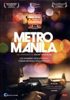 Metro Manila [Vídeo] / dirigido y producido por Sean Ellis.-- Reino Unido.-- [Barcelona] : Cameo, D.L. 2013.
