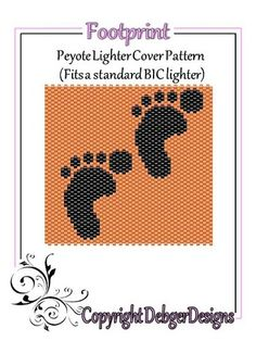 free beaded lighter cover patterns - Google Search