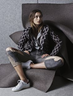 Isabel Marant Pre-Fall 2014 :: print mix
