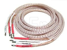 Kimber 2.5M Superior Tonality Kable 12TC Speaker Cable by Kimber. $630.00. The aggregate wire size is two 8 awg conductors. The tonal balance of 12TC is full, rich and powerful while the musical impact and dynamics reveal three-dimensionality and imaging. Although you may notice increased low end performance, the midrange and high frequencies are clear and detailed exhibiting coherency and realism.     DUT: 12TC 2.5m bare wire ends  (Cp) parallel capacitance: 1.4 nF @ 20 ...