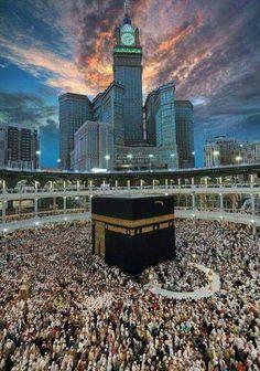 Muslim Images, Islamic Images, Islamic Pictures, Islamic Art, Mecca Wallpaper, Quran Wallpaper, Islamic Wallpaper, Paris Wallpaper, Masjid Haram