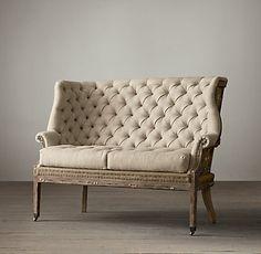 Deconstructed Chairs | Restoration Hardware