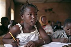 Education International - Educating women and girls saves lives
