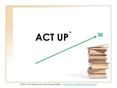 ACT Strategies for Science Test by Paul Kaliher via Slideshare