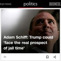 """Fuck this orange shitstain on Instagram: """"The incoming Chairman of the Intelligence Committee telling us Trump is going to jail. That puts a delightful cherry on the cake that this…"""" Political Equality, Politics, Cherry On The Cake, Trump Face, Top News, Presidents, Orange, Instagram"""