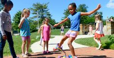 Summer at The Bryn Mawr School offers sports, creative, science and enrichment camps for boys and girls, ages 3-15. Enjoy soccer, field hockey, basketball, dance, crafts, astronomy, imaginative play, jump-roping and more — there is something for every interest! #campguide