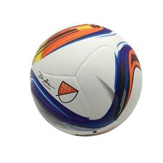 High Quality New 2016 Official Size 5 Football Ball PU Granule Slip-resistant Football Seemless Match Training Soccer Ball