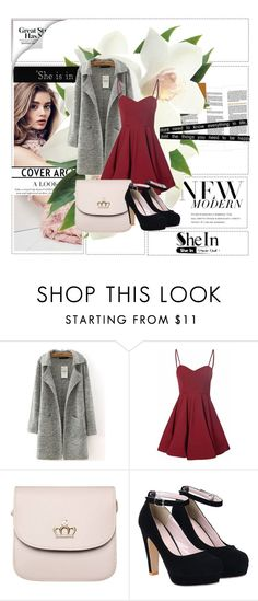 """contest"" by you-da-one-66 ❤ liked on Polyvore featuring Glamorous and Friend of Mine"