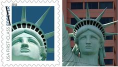 USPS Issues Statue of Liberty Stamp…But Uses Wrong Statue   TheBlaze.