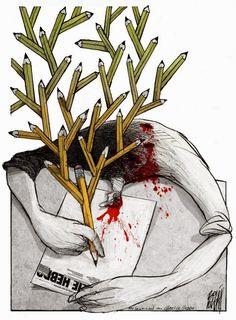 Boligan  #JeSuisCharlie #CharlieHebdo