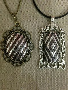 This Pin was discovered by ayş Gold Work, Blackwork, Hand Embroidery, Needlework, Cross Stitch, Pendant Necklace, Purses, Pattern, Handmade