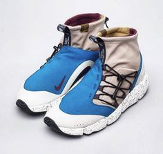 buy popular e3469 6189e Nike Air Footscape Mid Utility DM in a traditional nike outdoor color-way.