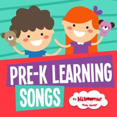 Pre-K Learning Songs is designed to give your preschoolers the basics they will learn in preschool and help set the stage for kindergarten. #preschool   #kidsongs