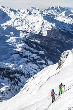 St. Anton am Arlberg in Austria is the Cradle of Skiing. The resort is famous for its regular snowfall and fresh powder throughout the season. | Travel Dudes #Austria #Skiing | St Anton am Alberg Wandern St Anton, Mountain Images, Adventure Aesthetic, Austria Travel, European Countries, Europe Travel Tips, Winter Activities, Stand Tall, Skiing