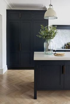 """The EHD 2019 trend reporting has officially commenced. It feels like Christmas and New Years all over again. 🙂 Throughout January, we're going to be diving into our thoughts of what's on the horizon for all things interior design, and the first area we're focusing on is kitchens. Now, we know the word """"trend"""" (when... Read More …"""