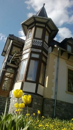 Rooms with a view . Pensiunea Bradet Busteni Romania