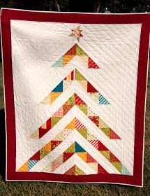 Only Christmas quilt I've seen that I really like.