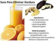 para eliminar gordura e colesterol ruim Juice Drinks, Healthy Drinks, Super Dieta, Smoothies Detox, Bebidas Detox, Menu Dieta, Light Diet, Detox Plan, Natural Detox