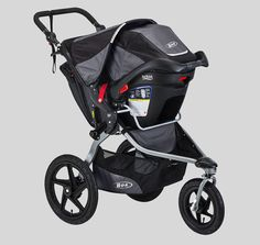 2016 SINGLE INFANT CAR SEAT ADAPTER FOR BRITAX-BOB   BOBgear