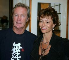 Rachel Ward - love the no makeup look! Slight gloss, pearls on leather necklace. Timeless Beauty, True Beauty, The Thorn Birds Movie, Bryan Brown, Rachel Ward, Longest Marriage, Brown Image, Three Kids, Leather Necklace