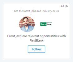 Linkedin seguire l'annuncio della società