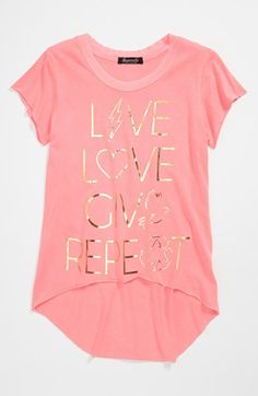 Signorelli Screenprint Tee (Big Girls) | Nordstrom