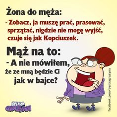 Śmieszne kawaly Crazy Funny Memes, Wtf Funny, True Quotes About Life, Life Quotes, Weekend Humor, Man Humor, Fun Learning, Motto, Haha
