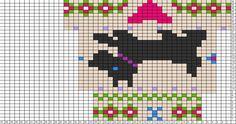Tricksy Knitter Charts: Scotty dog copy (74053) (74058)