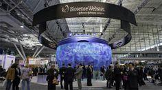 Biosense Webster Tradeshow Environment